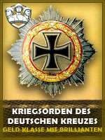 PZD - Kriegsorden Des Deutschen Kzs.GKB (Qtde: 1)