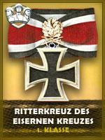 PZD - Ritterkreuz Des Eisernen Kreuzes1K