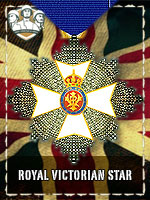 BAD - Royal Victorian Star (Qtde: 1)
