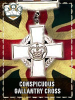 BAD - Conspicuous Gallantry Cross (Qtde: 1)