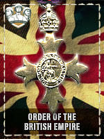 BAD - Order of the British Empire