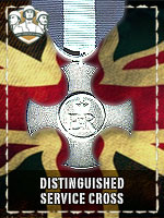BAD - Distinguished Service Cross (Qtde: 1)