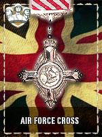 BAD - Air Force Cross (Qtde: 1)