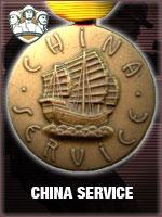 ASC - China Service (Qtde: 1)