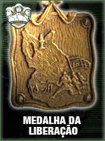 ASC - Medalha da Liberação (Qtde: 1)