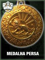 ASC - Medalha Persa (Qtde: 1)