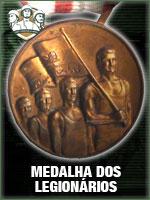 ASC - Medalha dos Legionários (Qtde: 1)