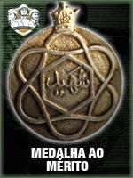 ASC - Medalha do Mérito (Qtde: 1)