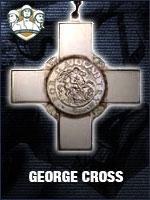 NTO - George Cross (Qtde: 1)
