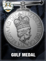 NTO - Gulf Medal