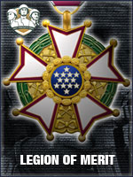 NTO - Legion of Merit (Qtde: 1)