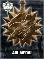 NTO - Air Medal (Qtde: 1)