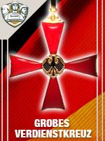 GER - Grobes Verdienstkreuz (Qtde: 1)