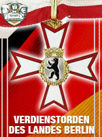GER - Verdienstorden des Landes Berlin (Qtde: 1)