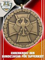 GER - E. der Bundeswehr für Tapferket (Qtde: 1)