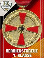 GER - Verdienstkreuz 1.Klasse