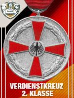 GER - Verdienstkreuz 2.Klasse (Qtde: 1)
