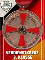 GER - Verdienstkreuz 3.Klasse (Qtde: 1)