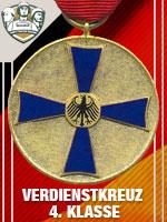 GER - Verdienstkreuz 4.Klasse (Qtde: 1)