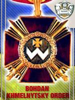 UKR - Bohdan Khmelnytsky Order (Qtde: 1)