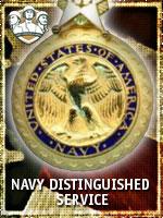 USMC - Navy Distinguished Service Medal