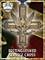 USMC - Distinguished Service Cross (Qtde: 1)