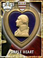 USMC - Purple Heart (Qtde: 2)