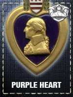 Allied - Purple Heart (Qtde: 1)