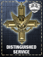 Allied - Distinguished Service (Qtde: 1)