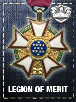 Allied - Legion of Merit (Qtde: 1)