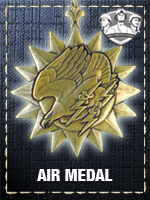 Allied - Air Medal (Qtde: 1)