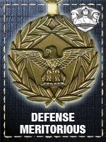 Allied - Defense Meritorious