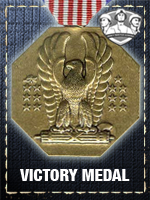 Allied - Victory Medal (Qtde: 1)
