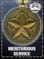 Allied - Meritous Service