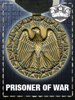 Allied - Prisioner of War Medal (Qtde: 1)