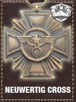 Axis - Neuwertig Cross (Qtde: 1)