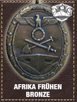 Axis - Afrika Frühen Bronze (Qtde: 1)