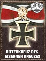 Axis - Ritterkreuz Des Eisernen Kreuzes (Qtde: 1)