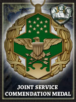 USMC - Joint Service Commendation Medal (Qtde: 1)