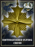 USMC - Distinguished Flying Cross (Qtde: 1)