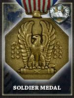 USMC - Soldier Medal (Qtde: 1)