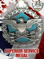 US - Superior Service Medal (Qtde: 1)