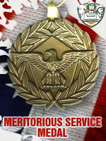 US - Meritorious Service Medal