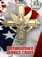 US - Distinguished Service Cross (Qtde: 1)