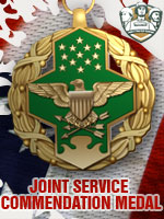 US - Joint Service Commendation Medal (Qtde: 1)