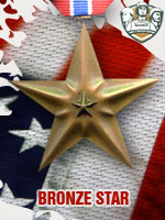 US - Bronze Star (Qtde: 1)