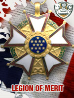 US - Legion of Merit (Qtde: 1)