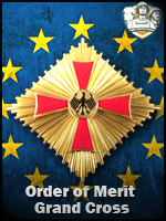 EU - Order of Merit Grand Cross