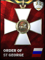 RUS - Order of St George (Qtde: 1)