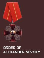 RUS - Order of Alexander Nevsky  (Qtde: 2)